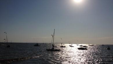 Wind report FR, Andernos - Le Betey (33) du 2011-10-23 17:00:00