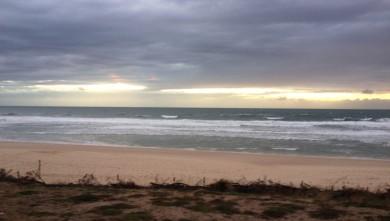 Wind report FR, Lacanau Océan - La Nord (33) du 2011-10-24 16:00:00