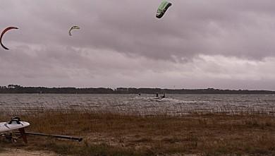 wind report FR, Les Aigrettes (40) du 2011-12-03 16:00:00