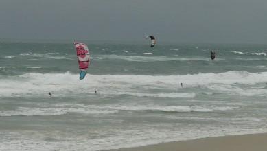 wind report FR, Biscarrosse Plage (40) du 2011-12-03 15:00:00
