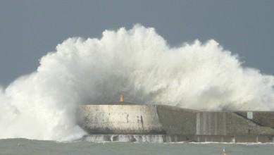 wave report FR, Socoa (64) du 2011-12-14 13:00:00