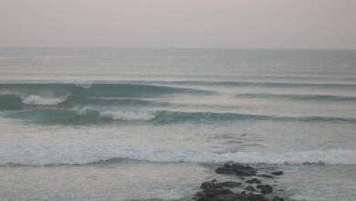 Surf report FR, Lacanau Océan - La Nord (33) du 2011-04-23 08:00:00
