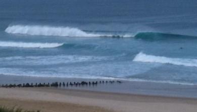 Surf report FR, Mimizan - Plage Garluche (40) du 2011-04-23 08:00:00