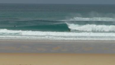 Surf report FR, Mimizan - Plage Garluche (40) du 2011-04-23 14:00:00