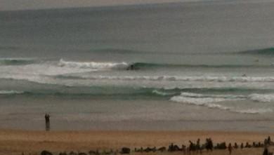 Surf report FR, Mimizan - Plage Garluche (40) du 2011-04-23 18:30:00
