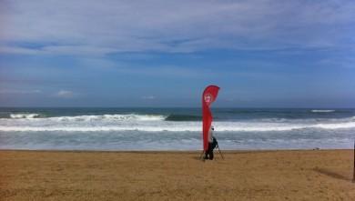 Surf report FR, Biarritz - Grande Plage (64) du 2011-04-24 12:07:00