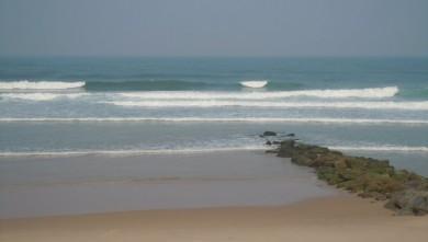 Surf report FR, Lacanau Océan - La Nord (33) du 2011-04-26 09:50:00
