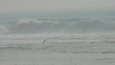 Surf report FR, Mimizan - Plage Garluche (40) du 2011-04-26 18:00:00