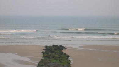 Surf report FR, Lacanau Océan - La Nord (33) du 2011-04-29 07:30:00