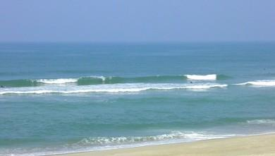 Surf report FR, Vieux Boucau (40) du 2011-04-29 11:30:00