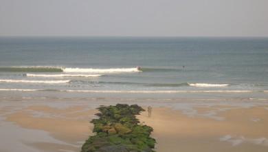 Surf report FR, Lacanau Océan - La Nord (33) du 2011-04-30 08:00:00
