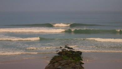 Surf report FR, Lacanau Océan - La Nord (33) du 2011-05-02 07:10:00
