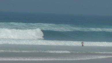 Surf report FR, Mimizan - Plage Garluche (40) du 2011-05-05 14:30:00