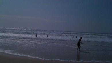 wave report FR, Biscarrosse Plage (40) du 2011-05-05 16:00:00