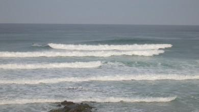 Surf report FR, Lacanau Océan - La Nord (33) du 2011-05-07 08:30:00