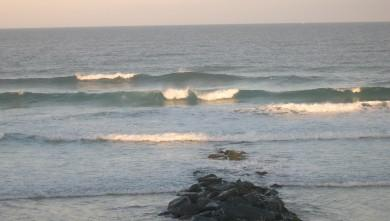 Surf report FR, Lacanau Océan - La Nord (33) du 2011-05-08 08:00:00