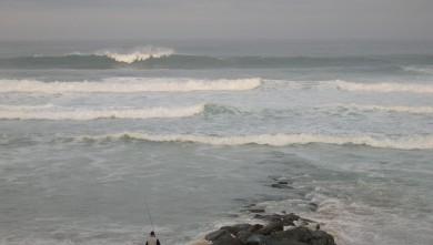 Surf report FR, Lacanau Océan - La Nord (33) du 2011-05-09 08:00:00
