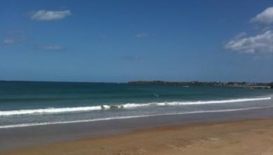 Surf report FR, Saint-Malo - Le Sillon (35) du 2011-05-09 13:00:00