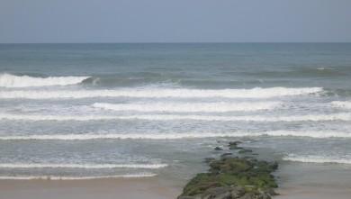 Surf report FR, Lacanau Océan - La Nord (33) du 2011-05-10 12:30:00