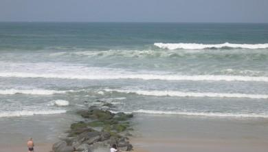 Surf report FR, Lacanau Océan - La Nord (33) du 2011-05-11 12:00:00