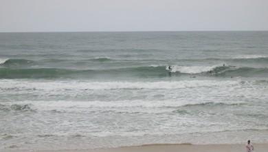 Surf report FR, Lacanau Océan - La Nord (33) du 2011-05-12 12:00:00