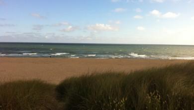 Surf report FR, Franceville (14) du 2011-05-14 09:00:00