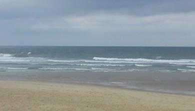 Surf report FR, Lacanau Océan - La Nord (33) du 2011-05-14 12:00:00