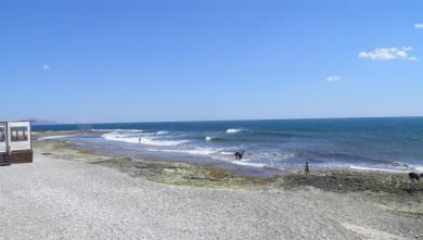Surf report FR, Sausset-les-Pins - L'Hermitage (13) du 2011-05-15 14:20:00