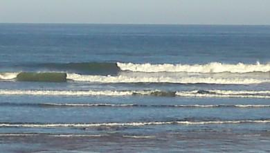 Surf report FR, Lacanau Océan - La Nord (33) du 2011-05-16 08:00:00