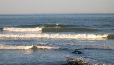 Surf report FR, Lacanau Océan - La Nord (33) du 2011-05-18 07:30:00