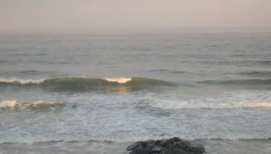 Surf report FR, Lacanau Océan - La Nord (33) du 2011-05-19 07:00:00