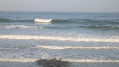 Surf report FR, Lacanau Océan - La Nord (33) du 2011-05-20 08:00:00