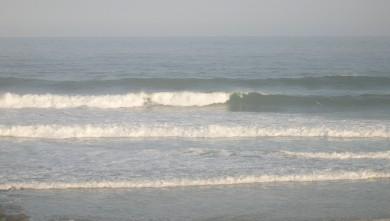 Surf report FR, Lacanau Océan - La Nord (33) du 2011-05-21 08:00:00