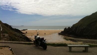 Surf report FR, Petit Minou (29) du 2011-05-21 15:00:00