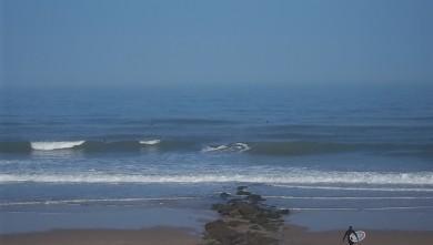 Surf report FR, Lacanau Océan - La Nord (33) du 2011-06-03 08:35:00