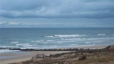 Surf report FR, Lacanau Océan - La Nord (33) du 2011-06-10 08:00:00