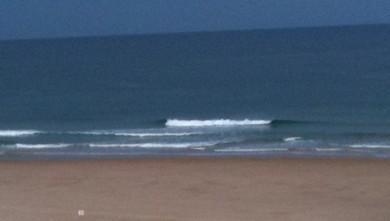 Surf report FR, Mimizan - Plage Garluche (40) du 2011-06-12 09:00:00