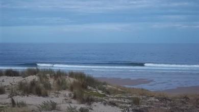 wave report FR, Lacanau Océan - La Nord (33) du 2011-06-13 08:45:00