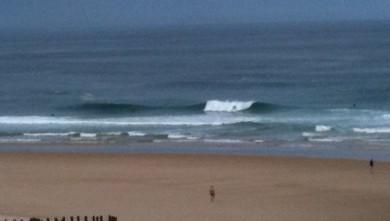 wave report FR, Mimizan - Plage Garluche (40) du 2011-06-13 10:27:00