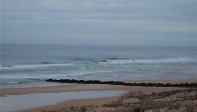 Surf report FR, Lacanau Océan - La Nord (33) du 2011-06-14 08:45:00