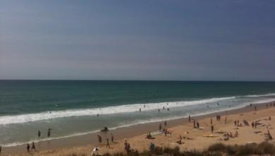 Surf report FR, Lacanau Océan - La Nord (33) du 2011-06-15 16:32:00