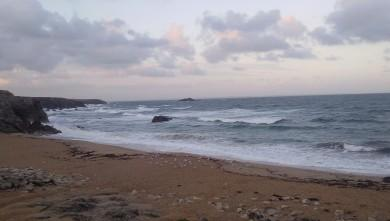 wave report FR, Quiberon - Port Blanc (56) du 2011-06-16 06:50:00