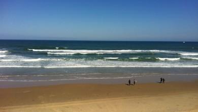 Surf report FR, Hourtin Océan - La Centrale (33) du 2011-06-20 09:00:00