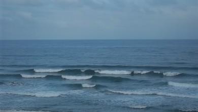 Surf report FR, Lacanau Océan - La Nord (33) du 2011-06-21 08:40:00