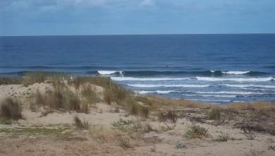 Surf report FR, Lacanau Océan - La Nord (33) du 2011-06-24 09:30:00