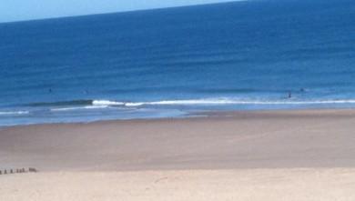 Surf report FR, Mimizan - Plage Garluche (40) du 2011-06-25 08:00:00