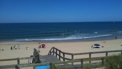 Surf report FR, Lacanau Océan - La Nord (33) du 2011-06-25 11:00:00