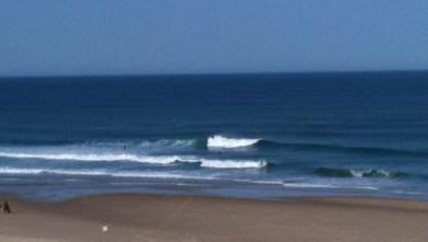 Surf report FR, Mimizan - Plage Garluche (40) du 2011-06-26 09:02:00
