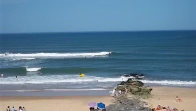 Surf report FR, Lacanau Océan - La Nord (33) du 2011-06-26 11:00:00