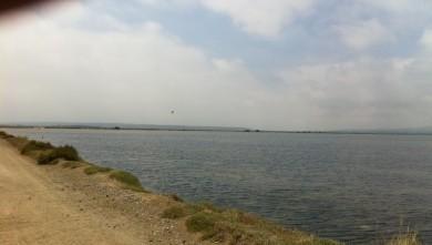 wave report FR, Etang de La Palme (11) du 2011-06-27 12:16:00